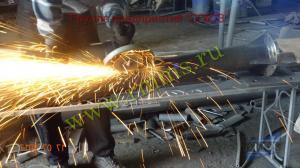 производство трубчатых опор освещения