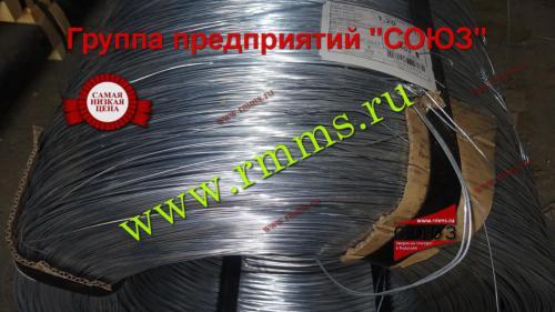 проволока ГОСТ 3282-74 1,2 мм оцинкованная